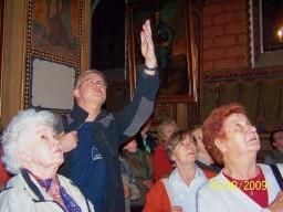 Góra Św. Anny. Kaplica Męki Pańskiej