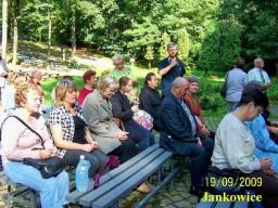 Jankowice. Sanktuarium eucharystyczne