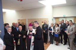 Modlitwa poĹ›wiÄ™cenia szpitala.