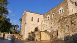 Ain Karem. Sanktuarium Ĺ›w. Jana Chrzciciela.