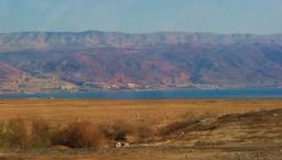 Morze Martwe.
