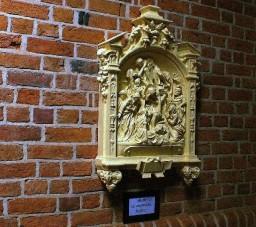 XIX-wieczna płaskorzeźba