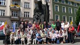 Pomnik Papieża Jan Pawła II w Kaliszu