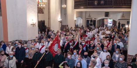 Odpust Parafialny i Święto Patrona Stargardu - św. Jana Chrzciciela