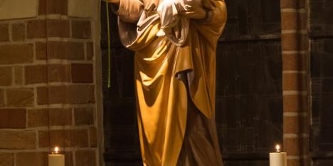 Uroczystość odpustowa ku czci PATRONA PARAFII - ŚW. JÓZEFA