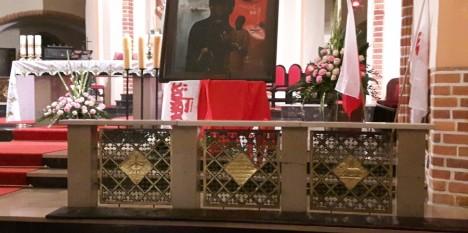 Obraz Matki Bożej Solidarności w Naszym Kościele