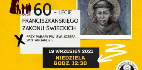 60-lecie istnienia Franciszkanów Świeckich