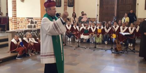 Wizytacja kanoniczna naszej parafii