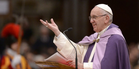 Orędzie Franciszka na Wielki Post 2020
