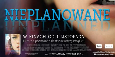Film NIEPLANOWANE w KINIE SCK STARGARD