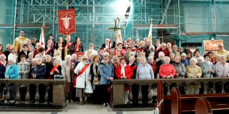 VI Pielgrzymka Arcybractwa Straży Honorowej NSPJ i czcicieli Bożego Serca